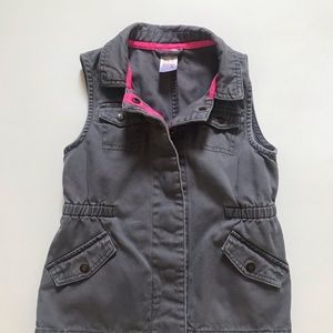 Cat & Jack Shirts & Tops - Cat & Jack girl vest size XS- 4